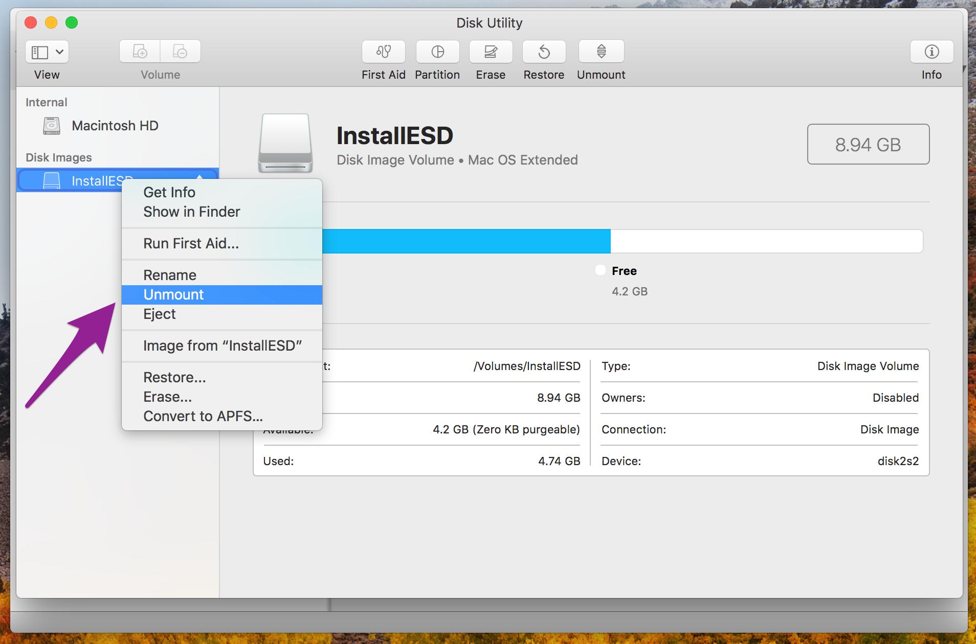 Running macOS in Vagrant